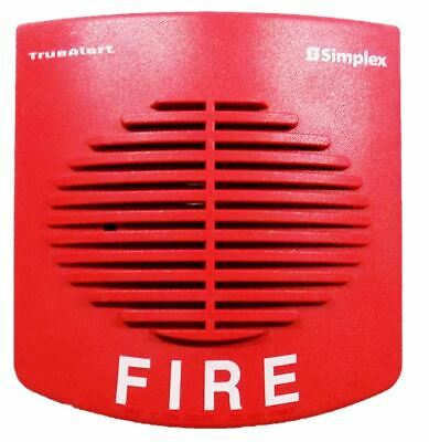 New Simplex 4901-9820 Truealert Non-addressable Electronic Horn