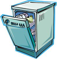 Dishwasher Install: 100% Guaranteed Service- (416)-617-9789