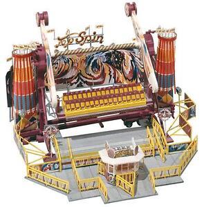 FALLER 140431 Kirmes-Set Karussell Top Spin NEU&OVP DHL Versand