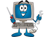 Laptop / Desktop Computer Repair & Servicing - Speed Up Your Old PC - Upgrade To Windows 10