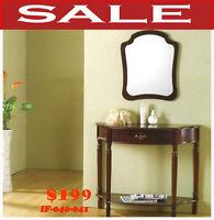 Model IF-040-041, vanities, mirrors, make up desk