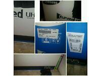 Samsung UE55JU7500 55inch Curved 4K UHD LED SMART TV