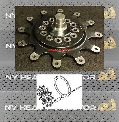 Sprocket For Asv Terex Rc50 Rc60 Pt70 Sr70 Pt50 Pt60