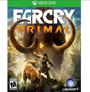 Brand new sealed  Farcry Primal Xbox one