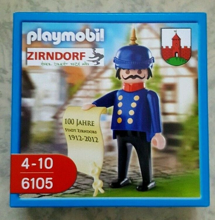 M-0877 Stadtleben Playmobil Helm Pickelhaube aus Set 6105