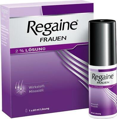 Regaine FRAUEN 2% Lösung 60 ml PZN: 1997024