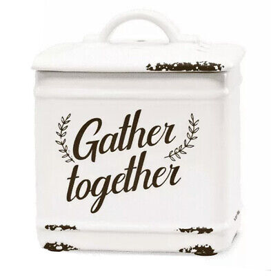 Scentsy Element Warmer - Gather Together (Retired)