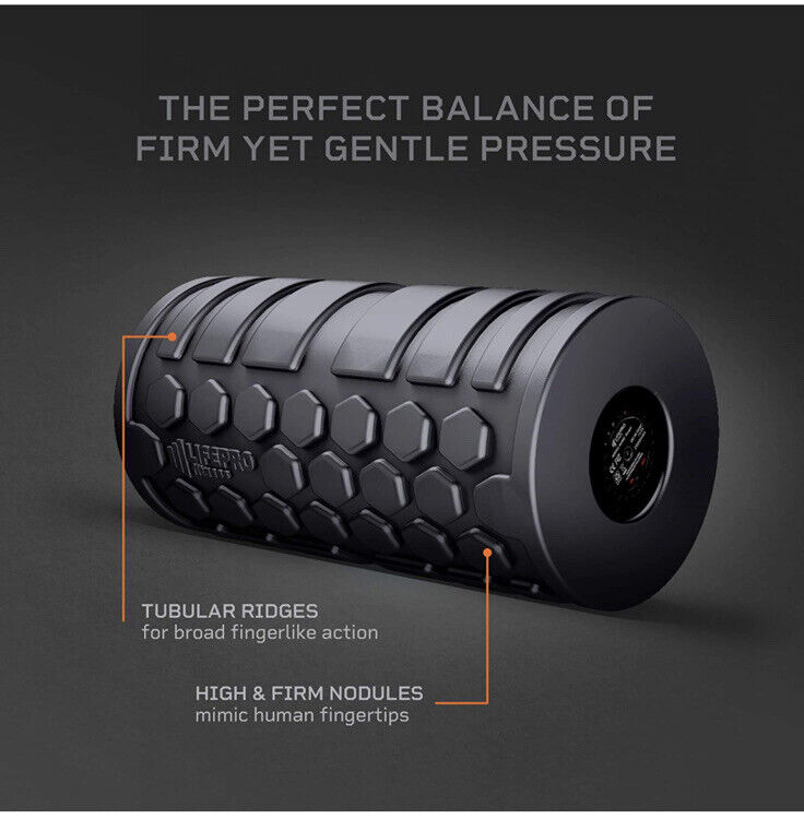 Lifepro 4-Speed Vibrating Foam Roller-High Intensity Vibrating Roller for Muscle