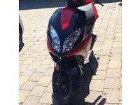 KEEWAY F-ACT EVO 50CC Moped
