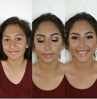 MAKEUP ARTIST -$45 HOLIDAY SPECIAL-INCLUDING LASHES