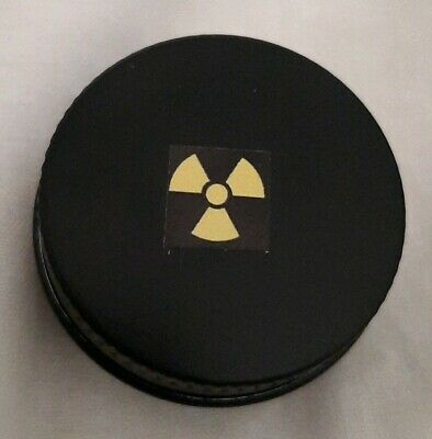 Uranium ore, pitchblende, element. geiger check source. Uraninite.