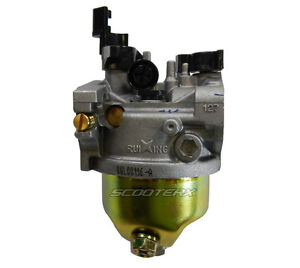 19mm-Carburetor-196cc-6-5-HP-amp-163cc-5-5-HP-Carburetor-Harbor-Freight-Predator