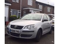 VW Polo 2006 1.2 with 12 Months MOT - £1150