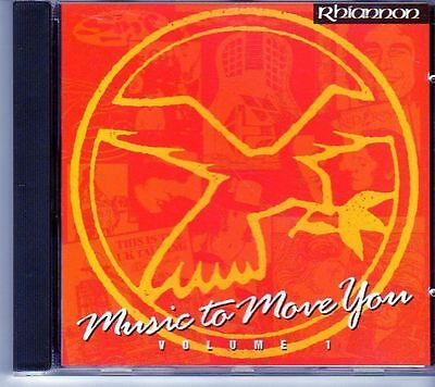 (EK349) Music To Move You Volume 1, 12 tracks various artists - 1996 CD
