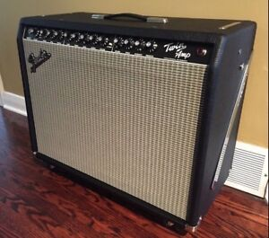 Fender Twin 100Watts Tube Guitar Amplifier Sale/Trade