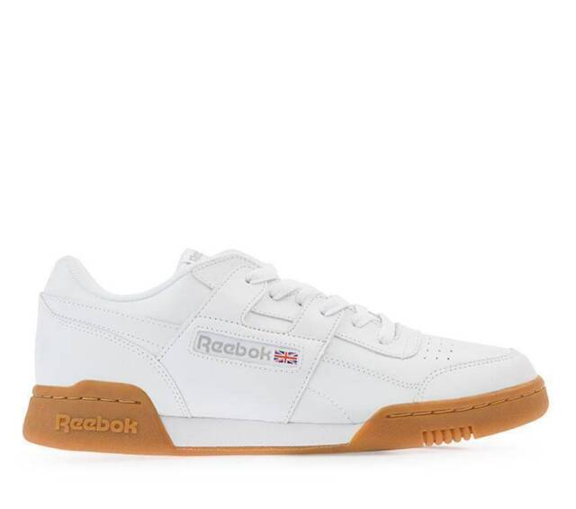 Reebok Classic White sneakers  00991d3b3