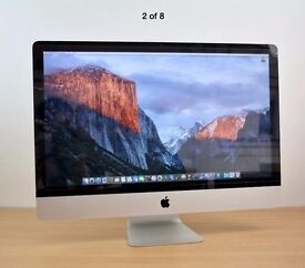 "Apple iMac - 27"" Screen - Immaculate Condition"
