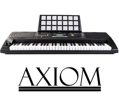 Axiom 61 Note Keyboard Touch Responsive USB Portable Auto Rhythm Music Rest with
