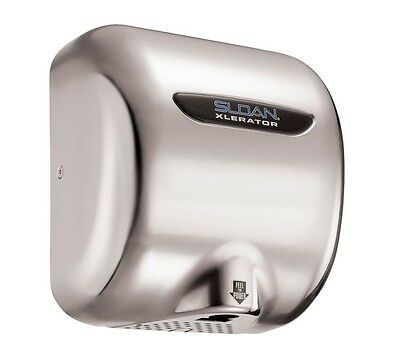 Sloan Ehd-501-ss 110-120 V Xlerator Automatic Hand Dryer Surface Mount
