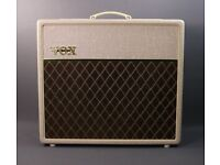 Vox AC15HW1 Hand-Wired 2-Channel 15-Watt 1x12 inch Guitar Combo MINT as new
