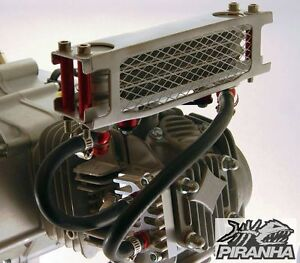 Complete Oil Cooler Kit & mount Honda CRF50 XR50 ATC70