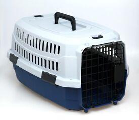 ** CAT CARRIER (BASKET) - HIGH QUALITY, DURABLE, SECURE - 46cmx30cm **