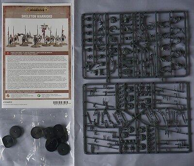 Warhammer Age of Sigmar Skeleton Warriors (10 Models) undead