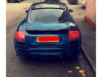 AUDI TT 225 1.8 TUBRO/ Slightly modified
