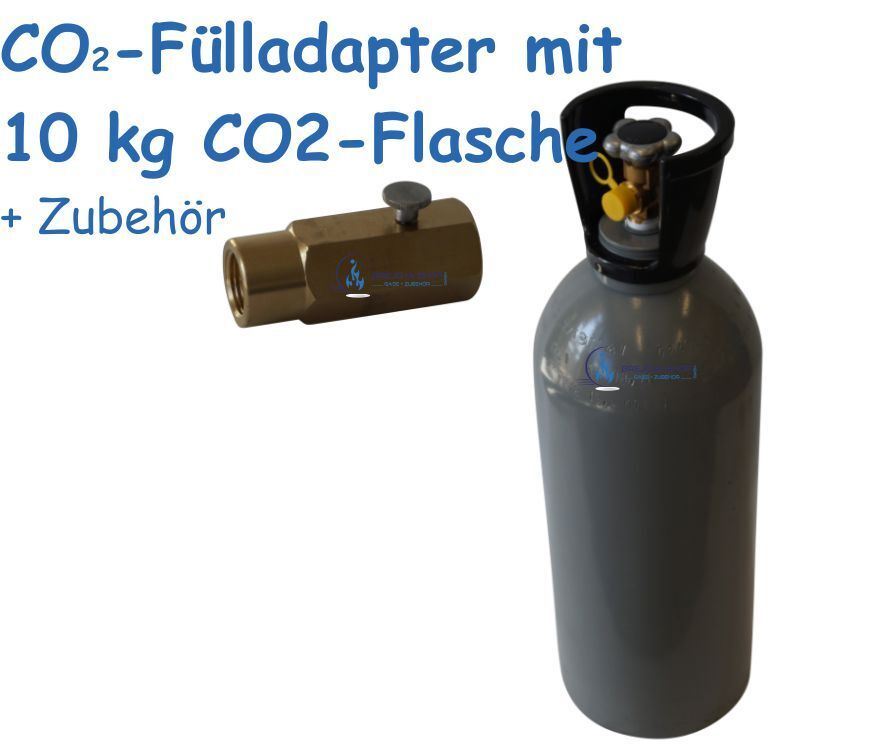 co2 f lladapter f r sodastream wassersprudler wahlweise mit co2 vorratsflasche eur 24 99. Black Bedroom Furniture Sets. Home Design Ideas