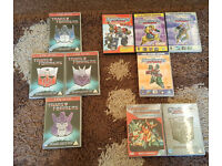 Transformers DVD collection