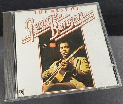 George Benson - The Best Of George Benson - CD - Jazz Guitar - 813 659-2 -