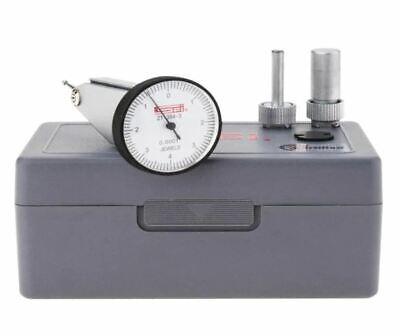 21-384-3 Spi Vertical Dial Test Indicator .008 Range - .0001 Grad With Cert