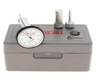 21-389-2 Spi Vertical Dial Test Indicator 0.8mm Range - .01mm Grad With Cert