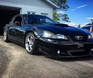 Mustang gt 2002 supercharged