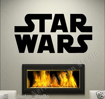 WALL QUOTES Star Wars Wall Stickers Wall Art Decal Stickers  HOME ART DECOR N93