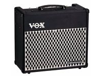 Vox Valvetronix VT30 VALVE Combo Modelling Guitar - 30 Watts, 1 x 10'' Speaker, mint
