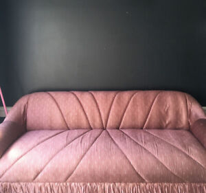 Pink Vintage Couch