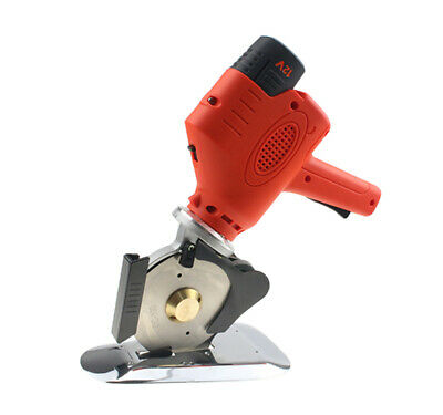 Portable Battery-power Fabric Cutting Machine Carpets Leather Cloth Cutting Tool