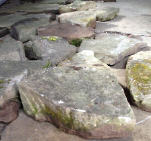 Landscape Rock and Flagstone