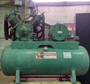 Champion Model HRA25-12 Air Compressor