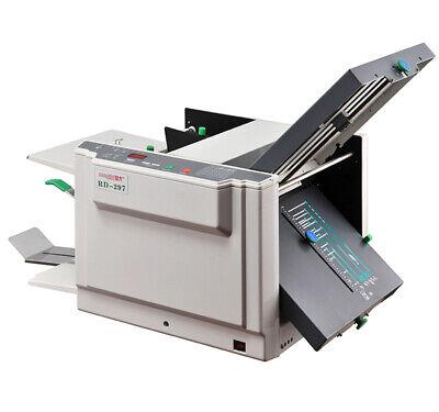 Commercial Automatic Paper Folding Machine Paper Folder 220v
