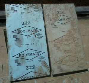 2x4x3inch XPS, R15 Extruded Blue SM Insulation ,SAVE $$$