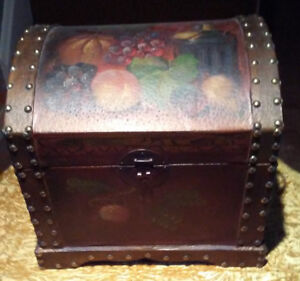Trunk or Chest - in a vintage ornate style.