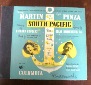 Columbia Masterworks Set D-244, South Pacific