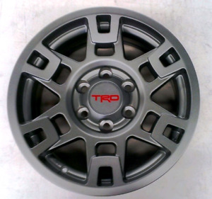 Wanted - Toyota TRD wheels