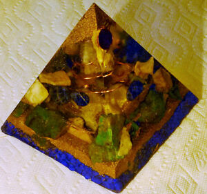 PYRAMID OR-GONE ENERGY ~ ART THAT WORKS FOR YOU 24/7