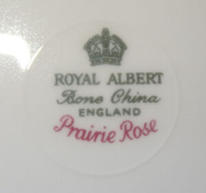 Prairie Rose China - assorted pieces Strathcona County Edmonton Area image 2