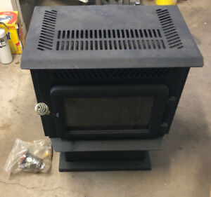 Oil Fired Space Heater & Stove
