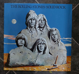 The Rolling Stones Solid Rock