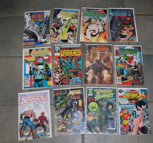 55 Marvel, DC etc.. Comics, MINT condition $ 35 for all